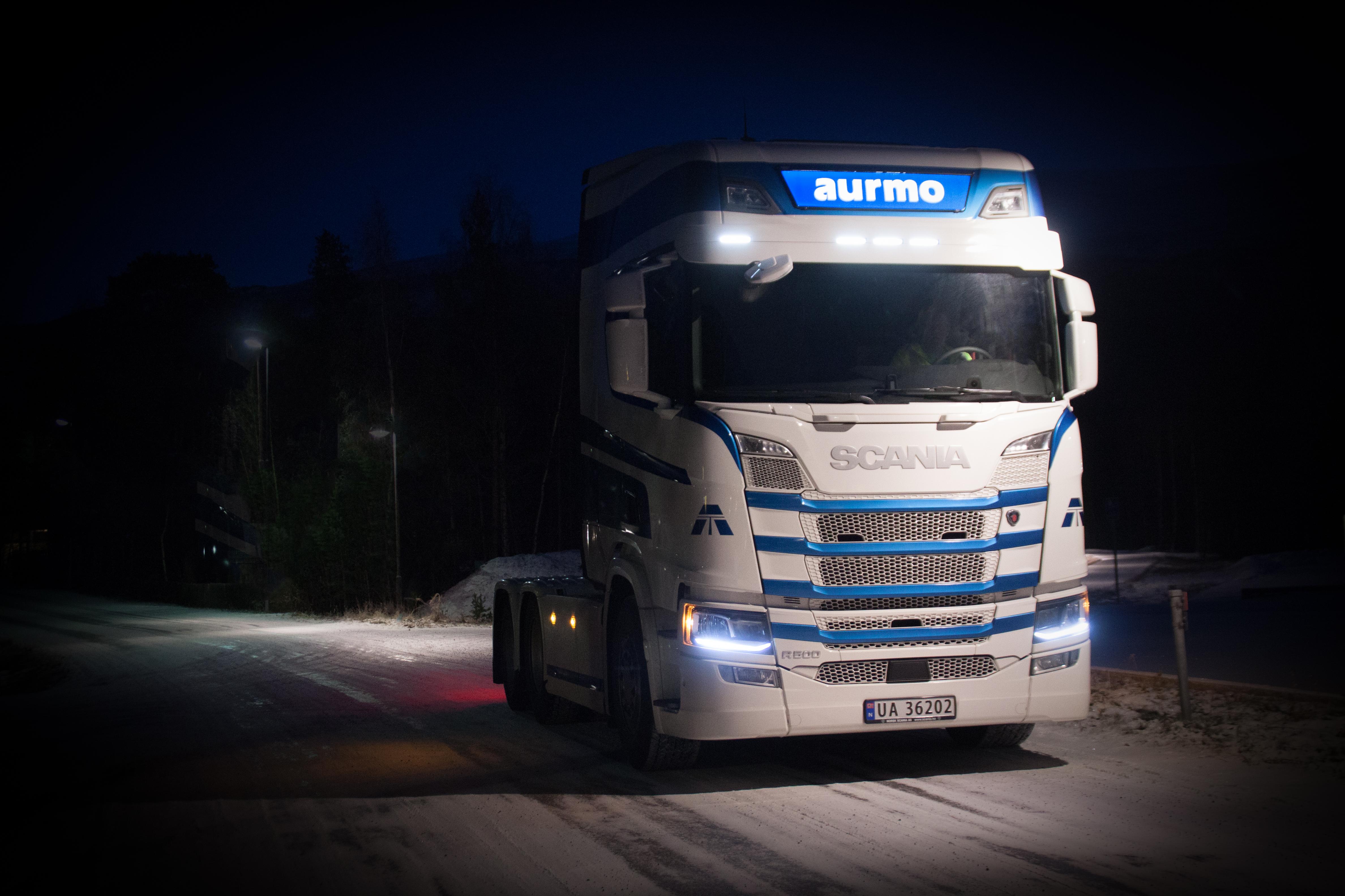 Aurmo Transport er et riktig valg når du trenger frakt i Norge